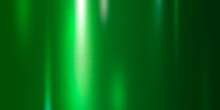 Green metal texture background vector illustration