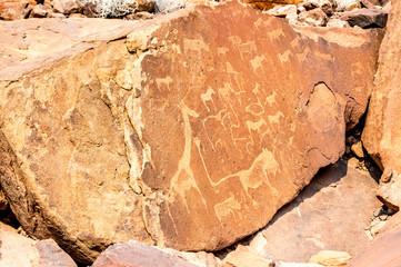 Ancient Rock Engravings