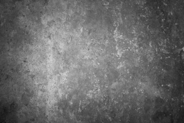 Black and white texture of a concrete wall.