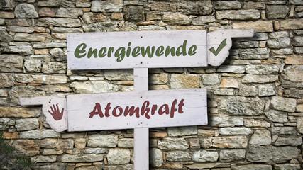 Schild 378 - Energiewende