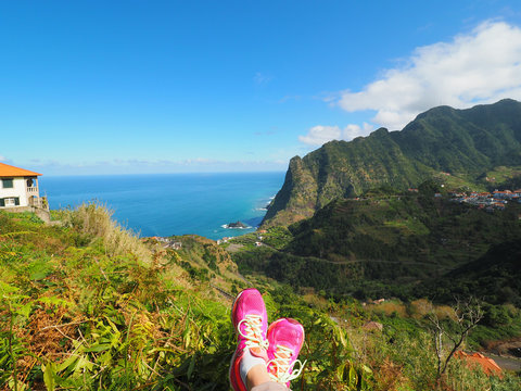 Madeira - Wanderpause