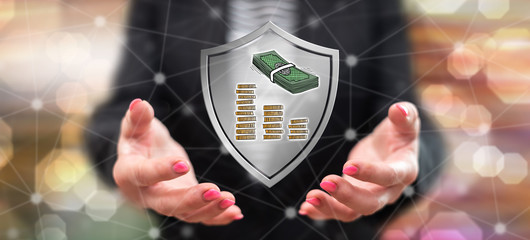 Concept of money protection