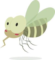 Cute Mosquito