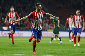 Champions League - Group Stage - Group A - Atletico Madrid v AS Monaco