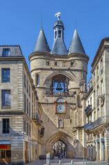 Fototapete - Great bell of Bordeaux, France