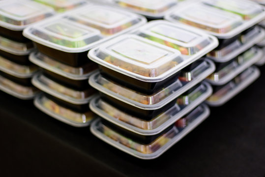 Catering lunch box