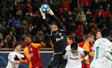 Champions League - Group Stage - Group D - Lokomotiv Moscow v Galatasaray