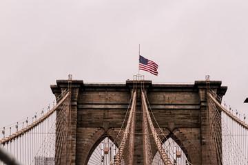 Wall Mural - Brooklyn Bridge