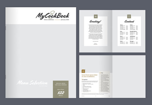 Cookbook Layout Template from t3.ftcdn.net