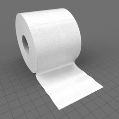 Toilet paper roll 1