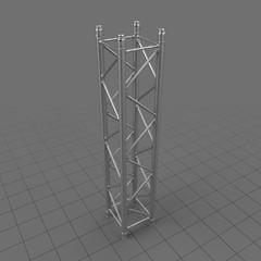 Stage truss column 1