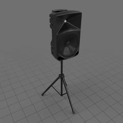 Stage speaker 2