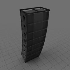 Stage speaker 3