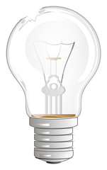 light bulb, bulb, light, electricity, basement, channeling, lighting, energy, broken