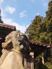 石像・狛犬