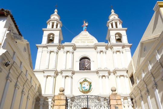 Church of San Agustin, Sucre, Bolivia