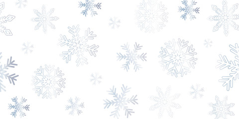 bright snowflake winter background vector illustration EPS10