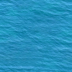 natural color of sea ocean daylight water surface with waves theme seamless square pattern texture design reference background top down details photo
