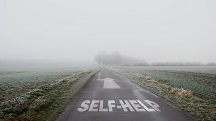 Sign 402 - SELF-HELP