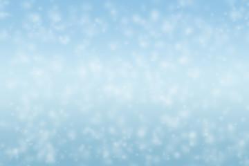 Fondo de cielo nevando.
