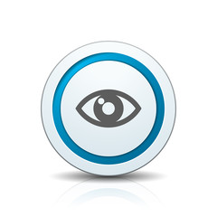 Eye button illustration