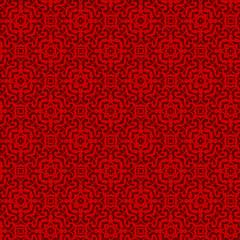 Vector ornament seamless pattern wallpaper