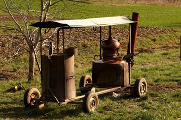 Mobile Destilery
