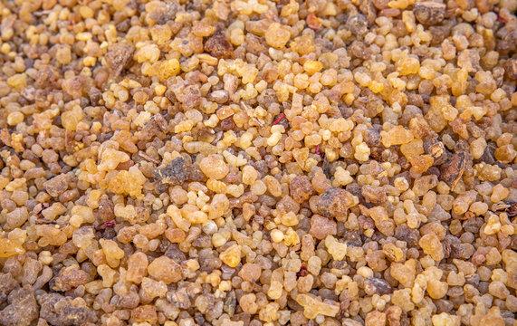 driend frankincense (boswellia serrata)