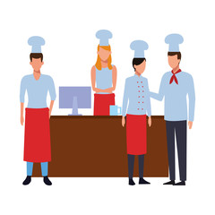 Chef job and occupation