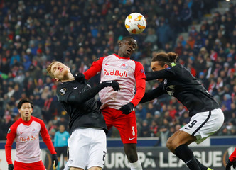 Europa League - Group Stage - Group B - RB Salzburg v RB Leipzig