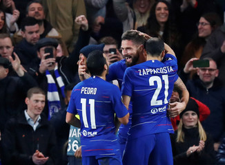 Europa League - Group Stage - Group L - Chelsea v PAOK Salonika