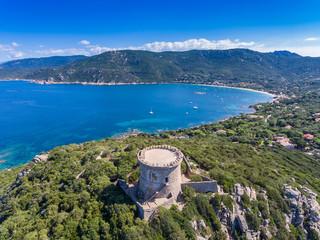 Campomoro an der Westküste von Korsika