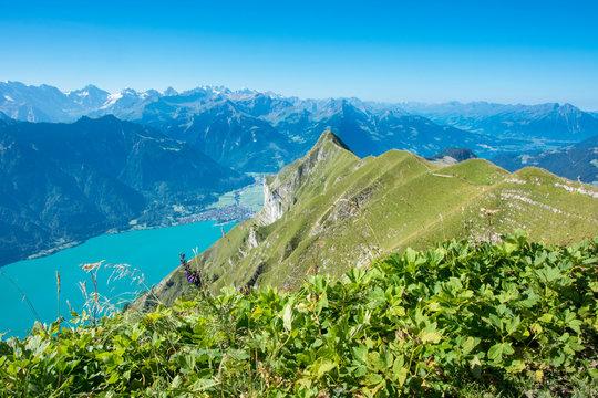 Hardergrat - vom Harder zum Augstmatthorn, Berner Oberland / Schweiz