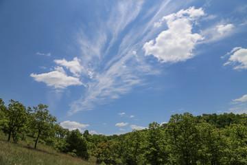 Spectacular Clouds in Sky