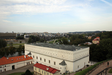 Old Arsenal of Vilnius view, Lithuania