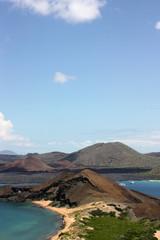 Vulcani delle Galapagos, Isola Bartolomè