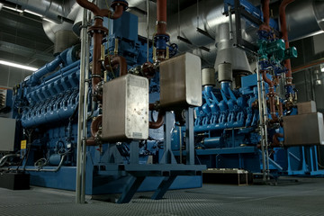 Pumping system for cooling the data center