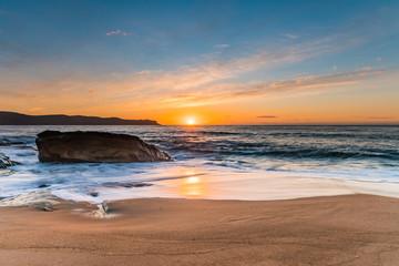 Sunrise at Pearl Beach