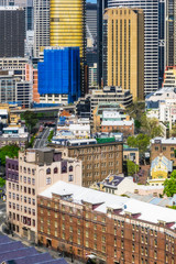 Australia, New South Wales, Sydney, cityview