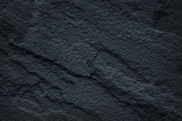Dark grey stone texture  or black slate stone patterns background