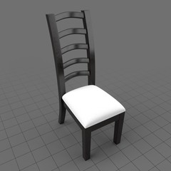 Modern dining chair 2