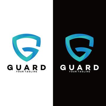 g Guard logo