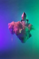 candy floss cloud...