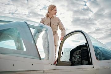 Modern Amelia Earhart