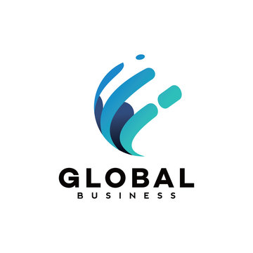 global tech logo