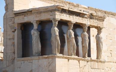 Printed kitchen splashbacks Athens ancient greek temple of apollo