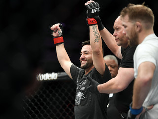 MMA: TUF Finale - Munhoz vs Caraway