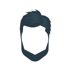 hairstyle   beard   male