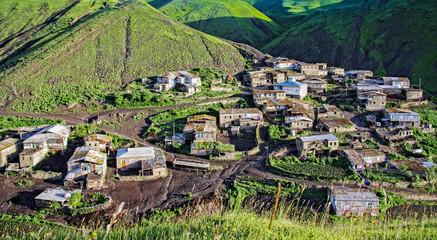 Mauntain village