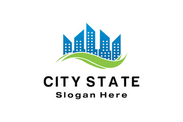 CITY STATE LOGO DESIGN